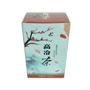 金賞 嚴選高冷茶150g x12盒 共3斤