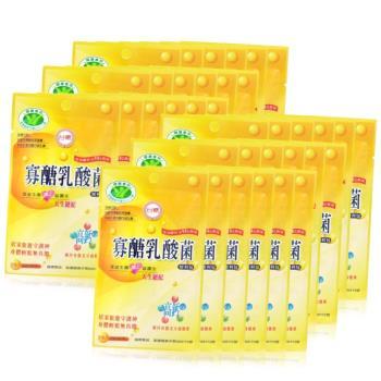 台糖 寡醣乳酸菌便利袋×60入(健康食品認證)