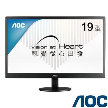 AOC 19型 綠能螢幕顯示器 E970SWN