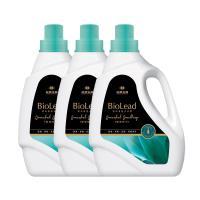 台塑生醫 BioLead經典香氛洗衣精 璀璨時光2kg(3瓶入)