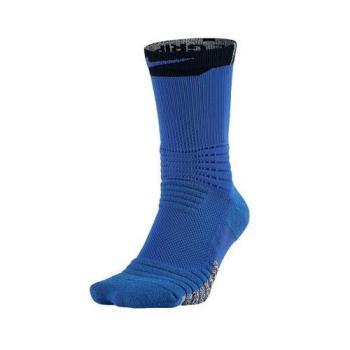 NIKE VERSA CREW 男籃球襪-中筒襪 襪子 寶藍黑