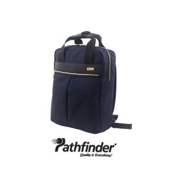 日本 Pathfinder 手提/後背 2-way 白領功能包 【公爵藍】