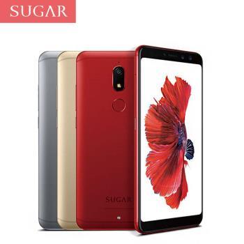 SUGAR糖果 2000萬前置雙鏡頭5.7吋全螢幕手機 C11