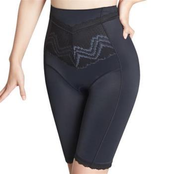 【思薇爾】挺享塑系列64-88中機能高腰長筒束褲(黑色)