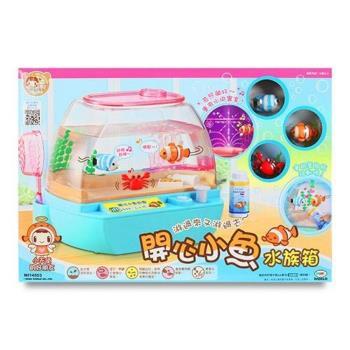 【 MIMI World 】開心小魚水族箱