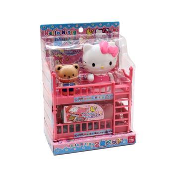 【 HELLO KITTY 】甜蜜雙層床組