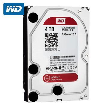 WD 威騰 WD40EFRX 紅標 4TB 3.5吋NAS硬碟(NASware3.0)