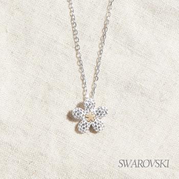 SWAROVSKI 施華洛世奇 Tough Flower 小花項鏈