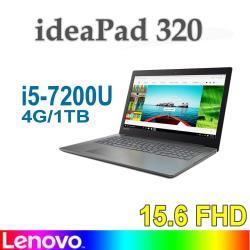 Lenovo 聯想 ideaPad 320 80XL0017TW 15.6吋 i5-7200U 獨顯2G 大硬碟1TB  DVD Win10 超值效能筆電