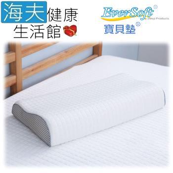 【EverSoft 海夫】美國 杜邦™ ComforMax™ 人體工學型 記憶枕 60x30x7~9cm (一入)