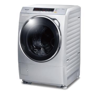 Panasonic國際牌14KG雙科技洗脫變頻滾筒洗衣機NA-V158DW-L
