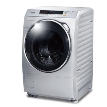 Panasonic國際牌13KG雙科技洗脫變頻滾筒洗衣機NA-V130DW-L