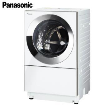 Panasonic國際牌日本製10.5公斤Cuble洗脫烘滾筒洗衣機 NA-D106X1WTW
