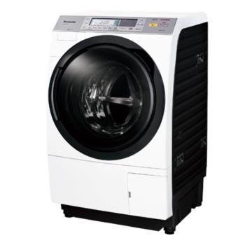 Panasonic國際牌10.5公斤日本原裝洗脫烘滾筒洗衣機(左開)NA-VX73GL