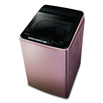 Panasonic國際牌13公斤雙科技變頻洗衣機(玫瑰金)NA-V130EB-PN