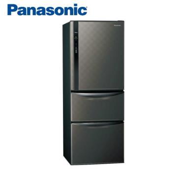 Panasonic國際牌468L變頻三門冰箱(黑)NR-C479HV-K