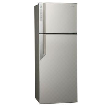 Panasonic國際牌485公升雙門變頻冰箱(銀河灰)NR-B489GV-S