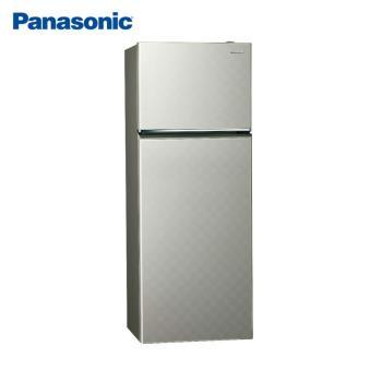 Panasonic國際牌393公升雙門變頻冰箱NR-B409TV-S