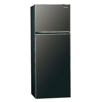 送吸濕毯★ Panasonic國際牌 一級能效 393公升雙門變頻冰箱(星空黑)NR-B409TV-K