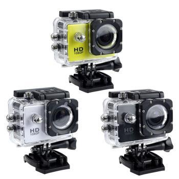 X-SHOT 1080P機車行車紀錄運動攝影機