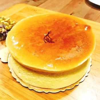 樂活e棧-生日快樂造型蛋糕-就是單純乳酪蛋糕(6吋/顆,共1顆)