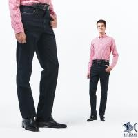 【NST Jeans】硬漢魂 復古做舊 原色重磅數牛仔長褲(中腰) 395(66483)