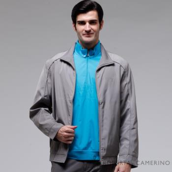 ROBERTA諾貝達 台灣製 經典休閒夾克外套 ROT73-93中灰