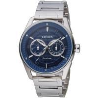 星辰 CITIZEN GENTS系列勁能驅動時尚腕錶 BU4021-84L