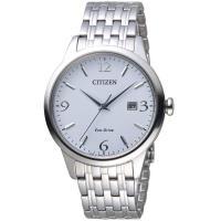 星辰 CITIZEN GENTS時尚簡約光動能腕錶 BM7300-50A