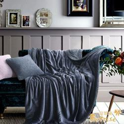 【Betrise多款任選】抗靜電升級款-暖柔金貂絨雙面毯(150X200cm)