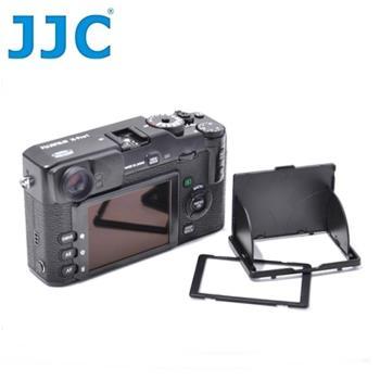 JCC黑色3.0 LCD螢幕遮光罩遮陽罩