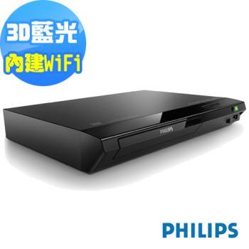 福利品-PHILIPS 飛利浦3D藍光無線同步播放機 BDP2385/96