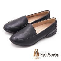 Hush Puppies Libi Bria 經典款舒適上班低跟 女鞋-黑(另有深藍)