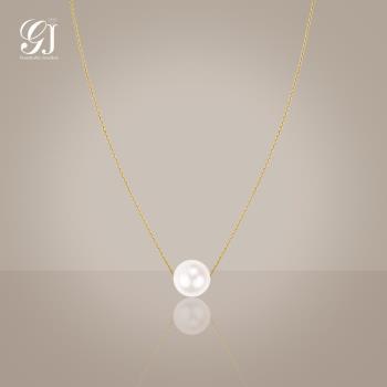 晉佳珠寶 Gemdealler Jewellery 精緻美學境界 時尚簡約AKOYA珍珠項鍊