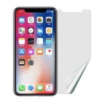 XM iPhone X 5.8吋 防眩光霧面耐磨保護貼(正面+背面)-非滿版