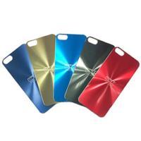 MFIT Apple iphone 5 /5S炫光金屬背蓋貼