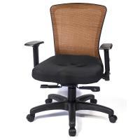 aaronation 愛倫國度 - 多彩網背調整扶手電腦椅七色可選AM-A141-CB-P-XF