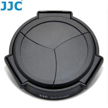 JJC副廠自動Fujifilm鏡頭蓋適X100 X100T X100S X70,ALC-X100