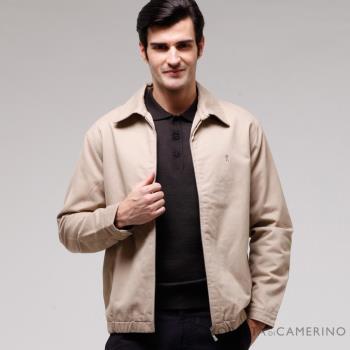ROBERTA諾貝達  經典純棉休閒夾克外套ROA72-83卡其