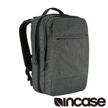 【INCASE】City Commuter Backpack 15吋 城市可擴充筆電後背包 (麻灰)