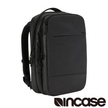 【Incase】City Commuter Backpack 15吋 城市可擴充筆電後背包 (黑)