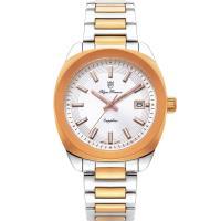 Olym Pianus奧柏表-聚焦 石英腕錶-雙色 5706MSR