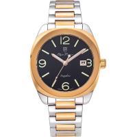 Olym Pianus奧柏表~聚焦 石英腕錶~黑 5706MSR