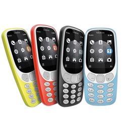 NOKIA 3310 2017 2.4 吋手機