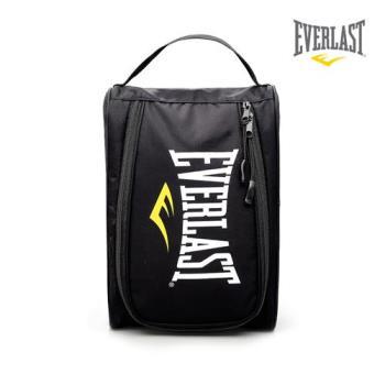 EVERLAST 拳擊運動品牌-鞋袋系列-黑