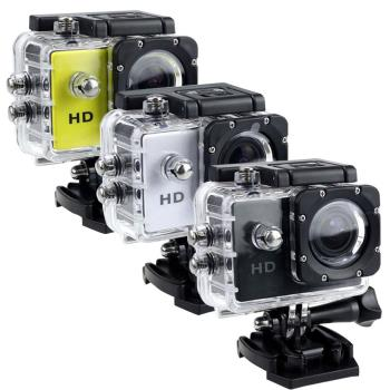 A-SHOT HD機車行車記錄器-防水