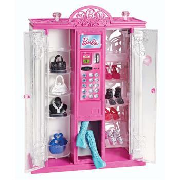【 MATTEL 】芭比時尚配件自動販賣機