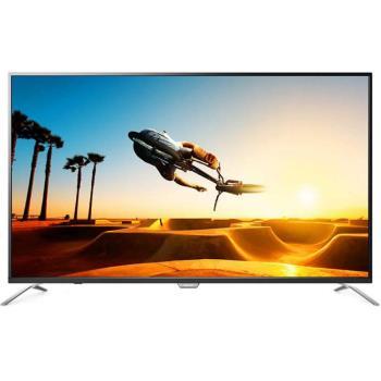 送NA45神級吹風機★PHILIPS飛利浦55吋4K超薄聯網液晶顯示器+視訊盒55PUH7052