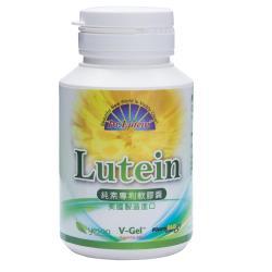 陸丁博士專利素軟膠囊葉黃素5瓶贈隨身包1入-網