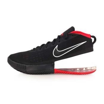 NIKE AIR MAX DOMINATE EP 男籃球鞋-高筒 黑白紅